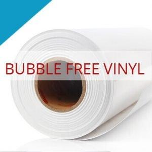 bubble free adhesive vinyl