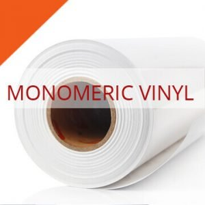 monomeric self adhesive vinyl